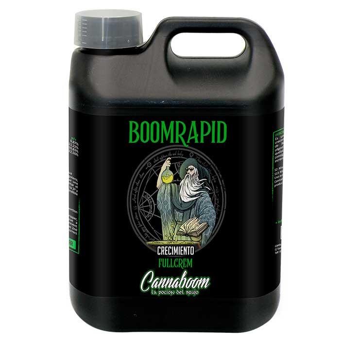 boomrapid fullcrem cannaboom 5 Litros