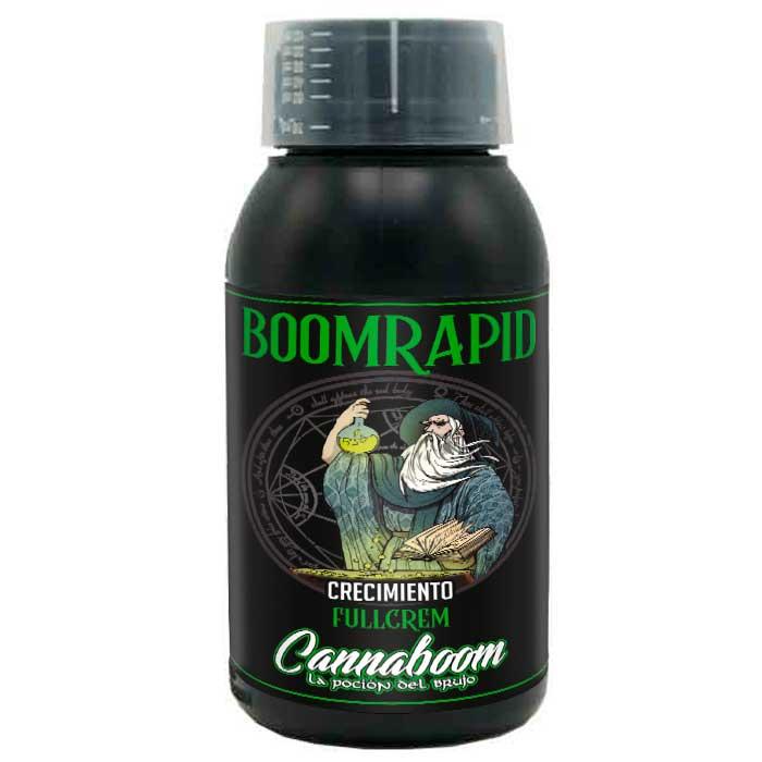 boomrapid fullcrem cannaboom 600 mililitros