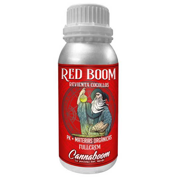 revienta cogollos red boom fullcrem 600 mililitros