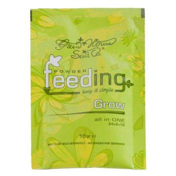 Green House Powder Feeding Grow 10Gr