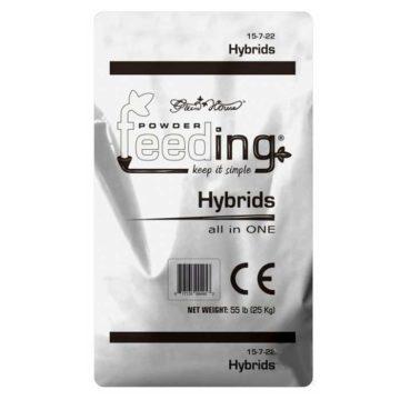 Green House Powder Feeding Hybrid 25Kg