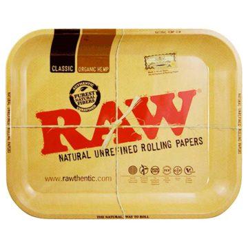 Bandeja Fumador Raw Mediana 01