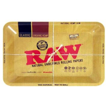 Bandeja Fumador Raw Mini 01