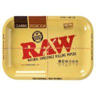 Bandeja RAW Pequeña para fumador 27.5x17.50cm | RAW
