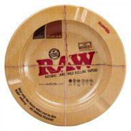 Cenicero RAW con imán Ø14cm | RAW