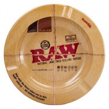 Cenicero Raw Con Iman