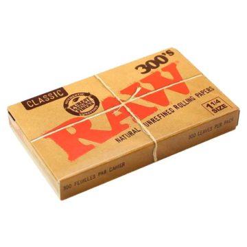 Raw 1 300S Classic 40 Librillos 01