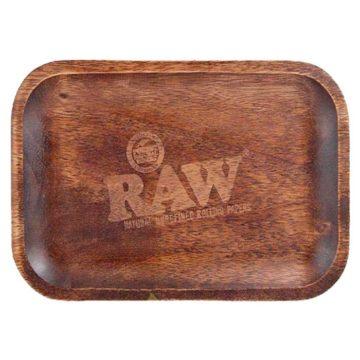 Raw Bandeja Madera Pequena 01
