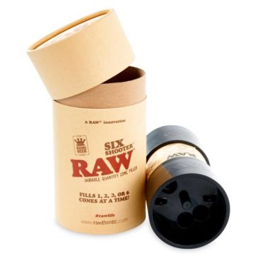 Raw Six Shooter King Size 01