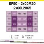 Cosmorrow Led 20 W 24 V (50 Cm) Crecimiento 4