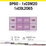 Cosmorrow Led 20 W 24 V (50 Cm) Crecimiento 5