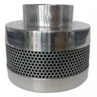 Filtrokoa 100x150mm (180 m3/h) filtro carbón antiolor | Koalair