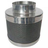 Filtrokoa 125x200mm (270 m3/h) filtro carbón antiolor | Koalair