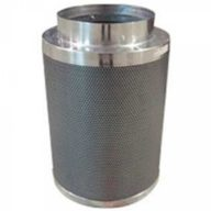 Filtrokoa 250x500mm (900 m3/h) filtro carbón antiolor | Koalair