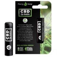PharmaHemp bálsamo labial de CBD 4,5g 3% (135mg de CBD) | PharmaHemp