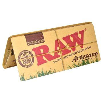 Raw Artesano King Size Classic 01