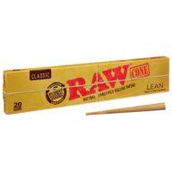 Raw Cone Lean conos pre-enrollados  20 Uds. 110mm | RAW