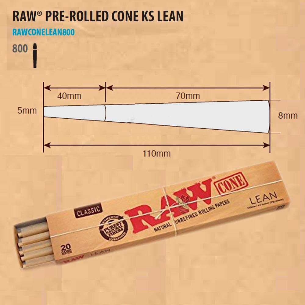 Raw Cone Lean