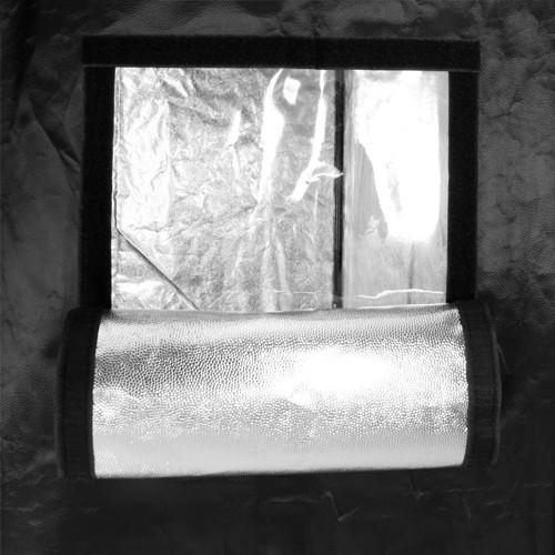 ventana armario de cultivo cultibox