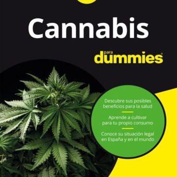 Libro Cannabis Para Dummies