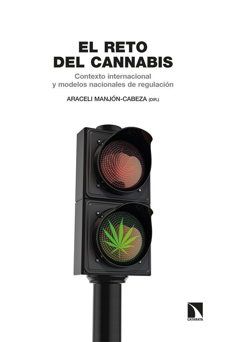 Libro el reto del Cannabis