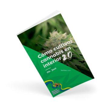 Libro Como Cultivar Cannabis De Interior.