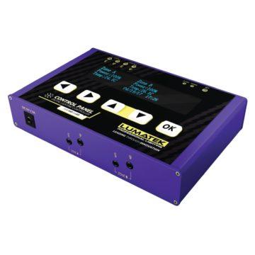 Panel De Control Lumatek Plus 02