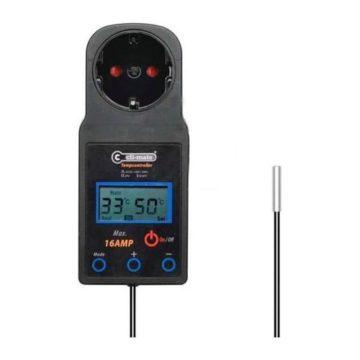 Controlador De Temperatura Digital Marca Cli-Mate