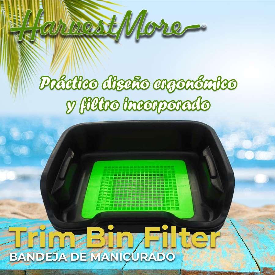 Trim Bin Filter