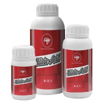 Botes De Diferentes Tamaños De Suplemento De Silicio Líquido Silicic Acid, De Elite 91