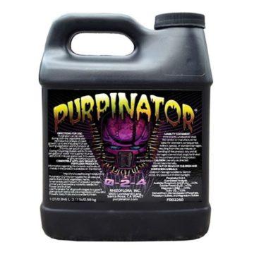 Purpinator Green Planet Nutrients 1L