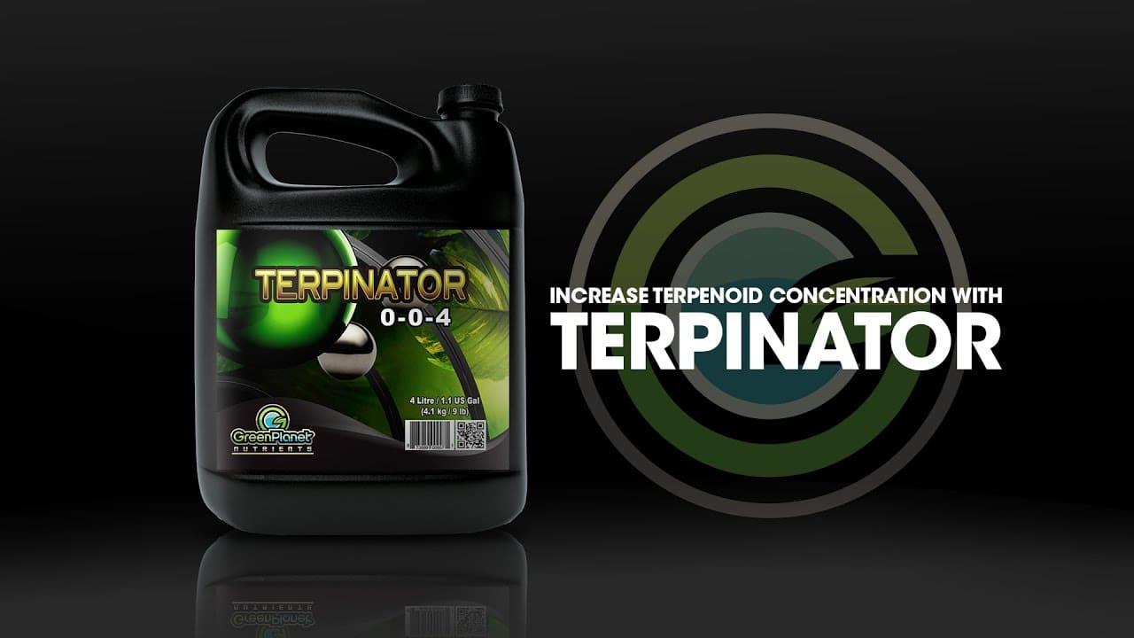 Terpinator Green Planet Nutrients