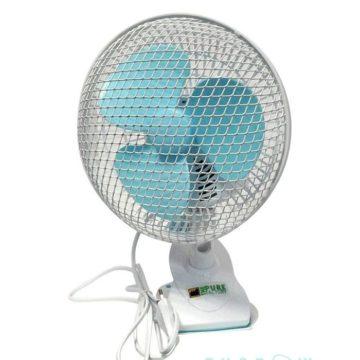 Ventilador Clip Fan Oscilante 18Cm Pure Factory