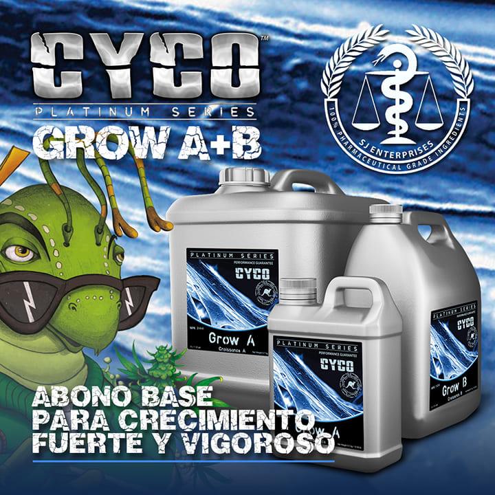 Instagram Cyco Producto Grow Ab