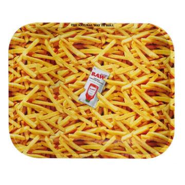 Raw Bandeja French Fries Mediana 01